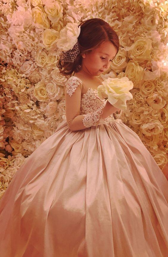 2cbd7fbde8a Flower Girl Dress