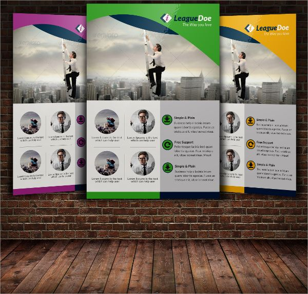 Recruitment Agency Flyer Template Retention Recruitment - Recruiting brochure template
