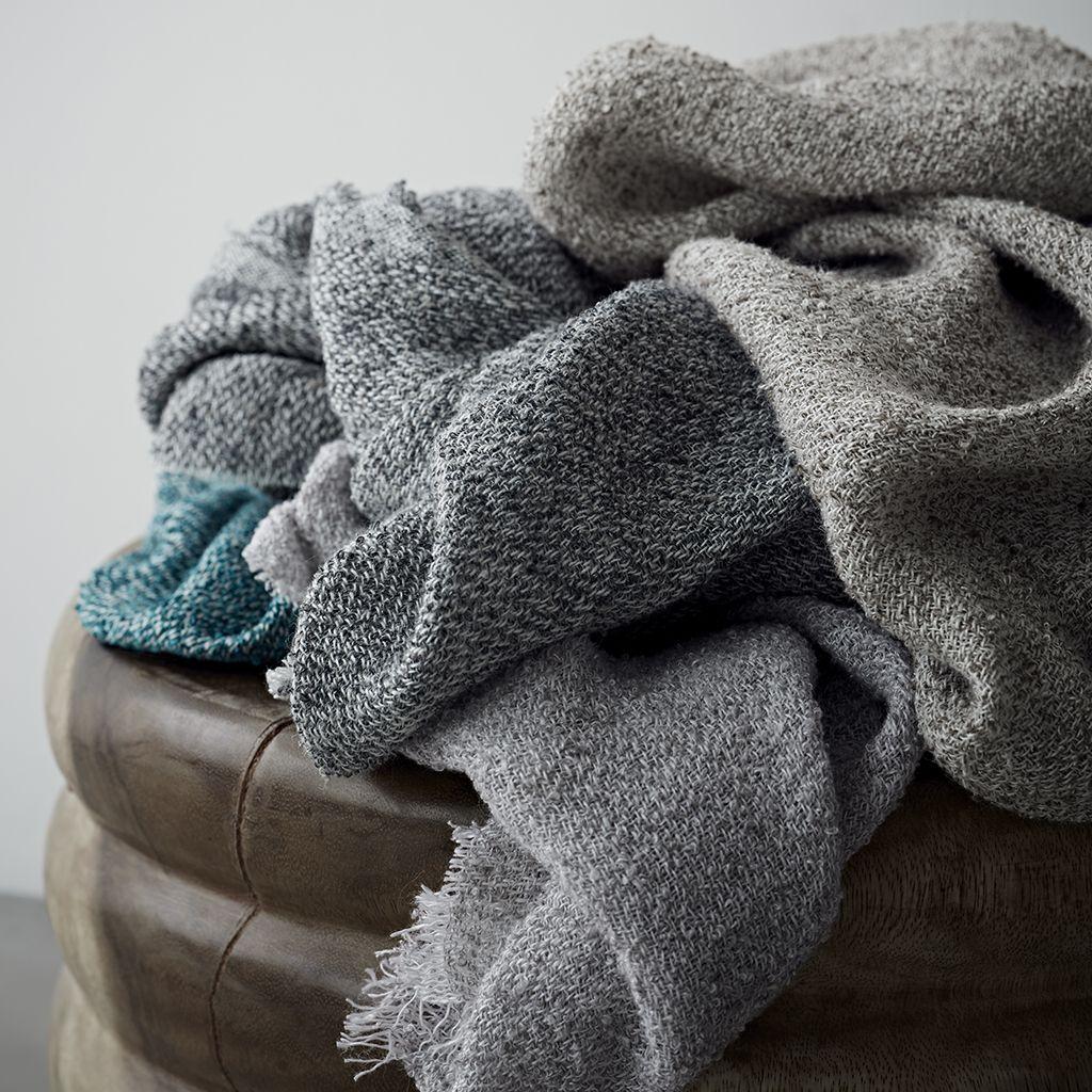 Seahorse Boucle Yarn Fabric Interior Textiles