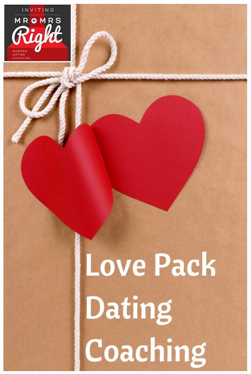 Love Pack Dating Coaching - Valentine's Special - $350.00 #datingadvice