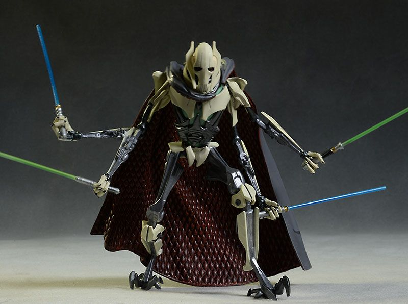 General Grievous Elite Series Action Figure Action Figures