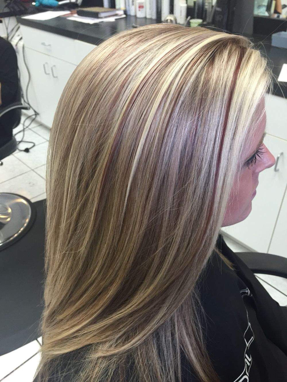 Blonde hair ready for fall My Style Pinterest Hair Blonde
