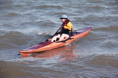 Sea Island Sport Sit-on-Top Kayak Plans   Guillemot Kayaks - Small Wooden Boat Designs