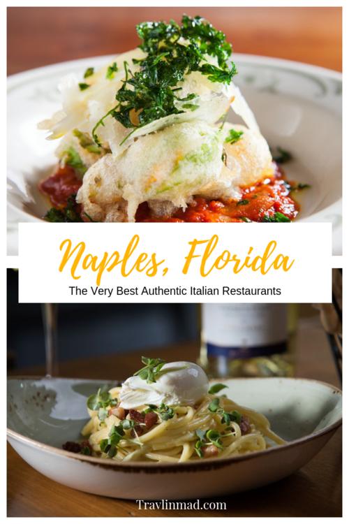 8 Favorite Authentic Italian Restaurants In Naples Florida