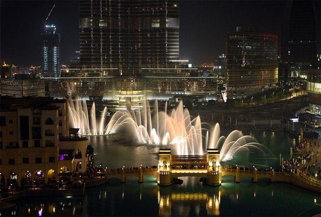 Дубай фонтан музыка скачать лучший район парижа