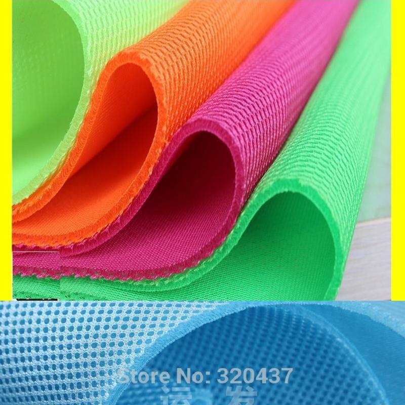 Heavy Sandwich Net Fabric 3d Car Seat Cover Cloth Bags 170gsm