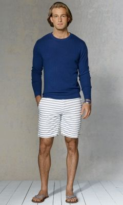 aa3c4d598a Straight-Fit Maritime Short - Polo Ralph Lauren Shorts - RalphLauren ...