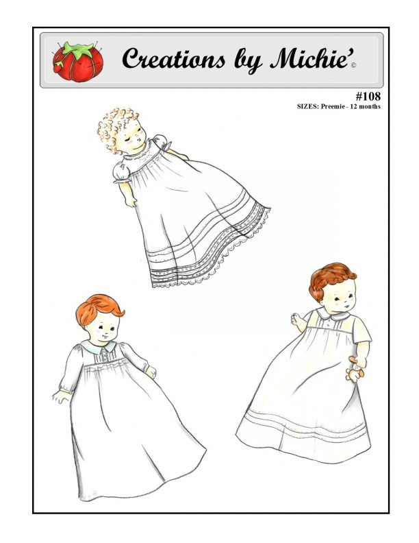 Creations by Michie | Baby - Patterns | Pinterest