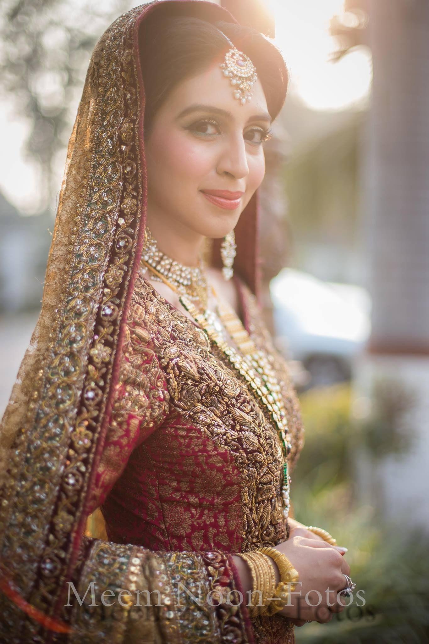 Traditional bride dulhan pinterest pakistani