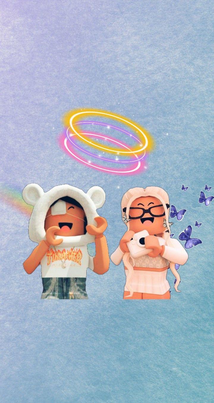 Friends In 2020 Cute Tumblr Wallpaper Cute Cartoon Wallpapers Roblox Animation