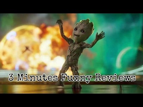 Baby Groot Dancing Intro Scene Cute Baby Groot Dancing Baby Groot Youtube
