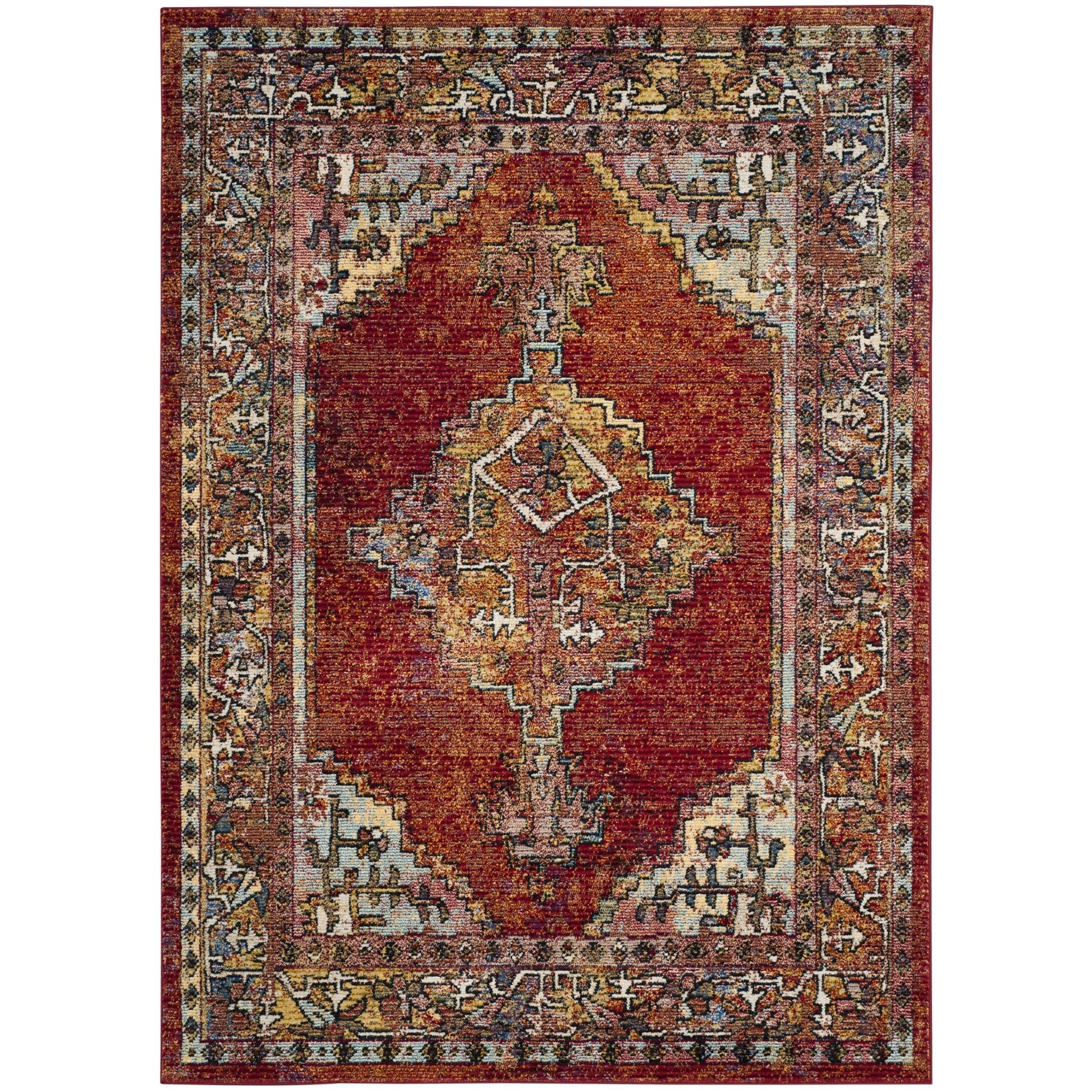 Overstock Com Online Shopping Bedding Furniture Electronics Jewelry Clothing More In 2020 Vibrant Rugs Vintage Area Rugs Polyester Rugs