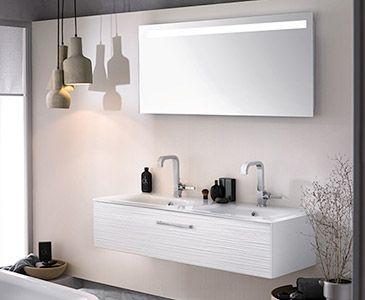 Pour votre salle d\'eau, découvrez le meuble de salle de bains Onde ...