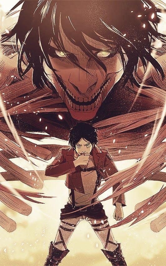 Eren Yeager Attack On Titan Gg Anime Personagens De Anime Anime Attack On Titan