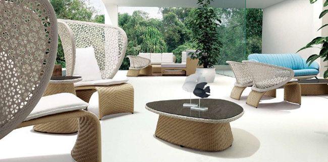 sofas sillones exterior | muebles exterior | Pinterest | Sillones ...