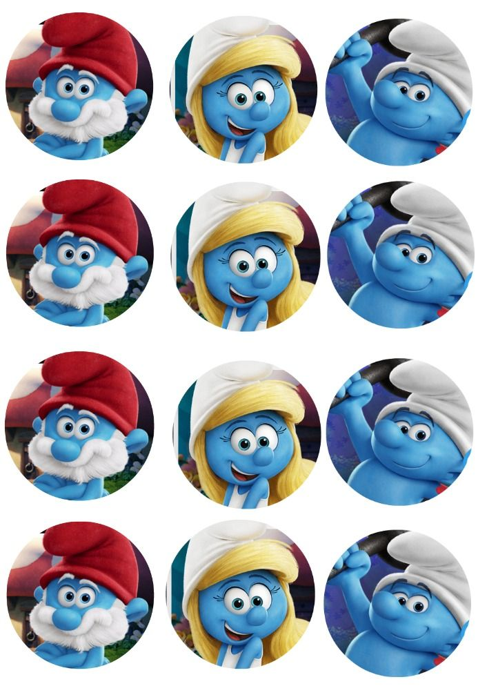 Pin by Crafty Annabelle on Smurfs