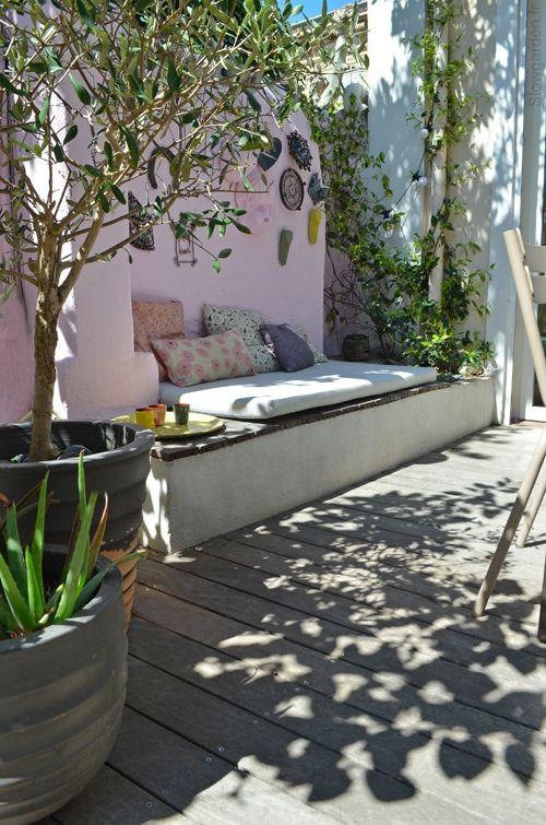 Les 25 meilleures id es de la cat gorie relooking terrasse sur pinterest relooking du patio - Terrasse jardin pinterest strasbourg ...