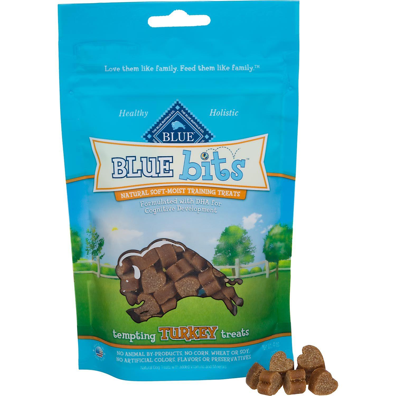 Blue Buffalo Blue Bits Dog Training Treats Clicker Training The