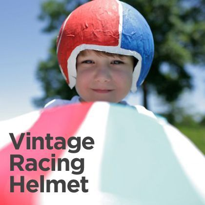 how to make a paper helmet