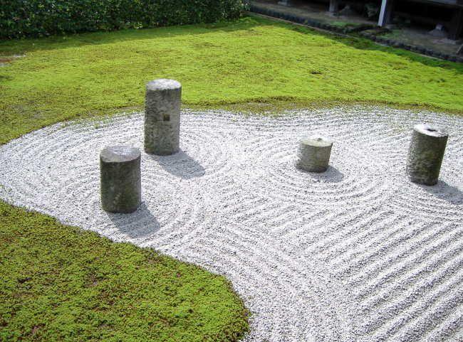 Diseña un Jardín Zen - jardines zen