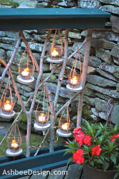 Ashbee design diy mini lanterns for tea lights drill holes ashbee design diy mini lanterns for tea lights workwithnaturefo