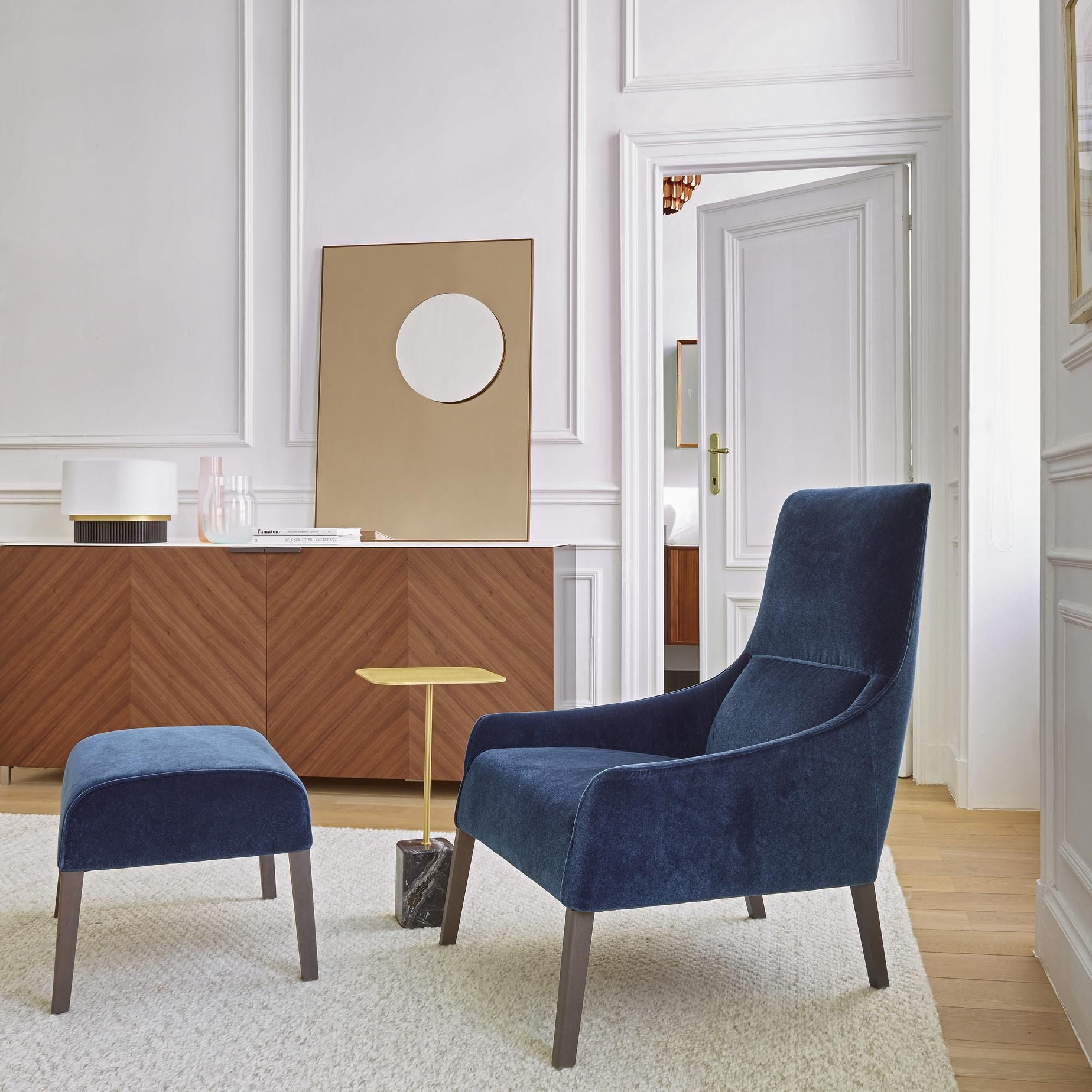 LONG ISLAND Armchairs Designer N Nasrallah & C Horner