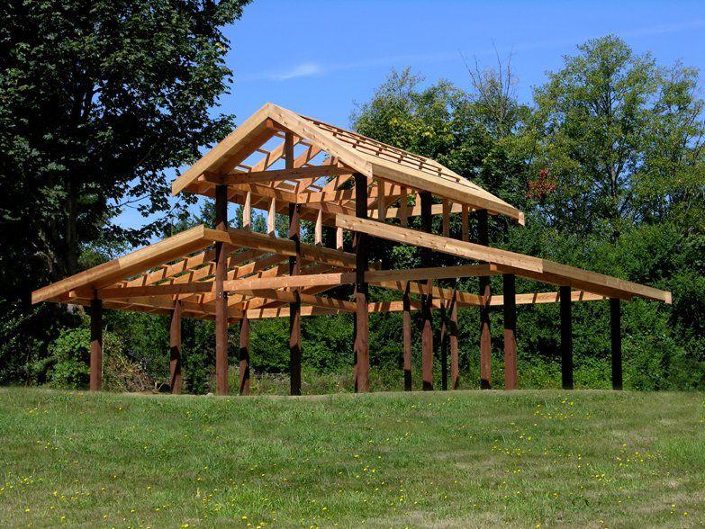 Timber Frame Cottage Plans