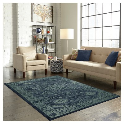 Rugs 7 X10 Maples Navy Blue Maples Rugs Shag Area Rug