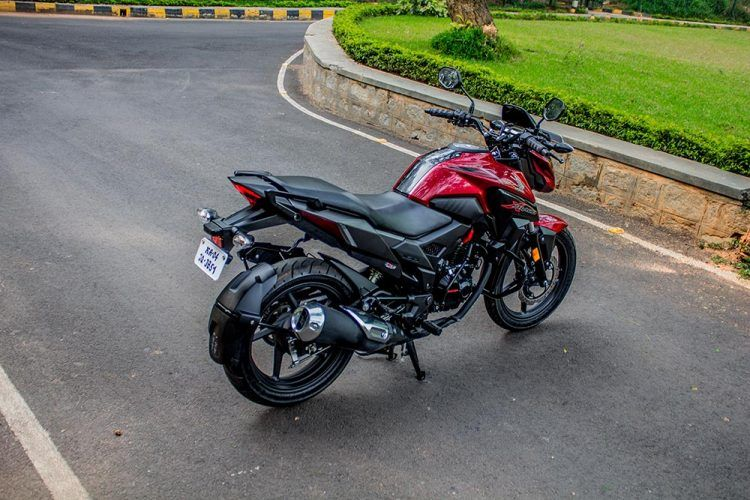 Honda X Blade Abs Launched In India At Rs 87 776 Honda