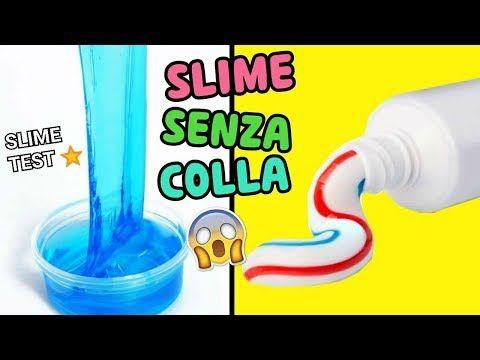 Senza 5 Suggerite Voislime TestIolanda Ricette Slime Colla Da Y76fgbyv