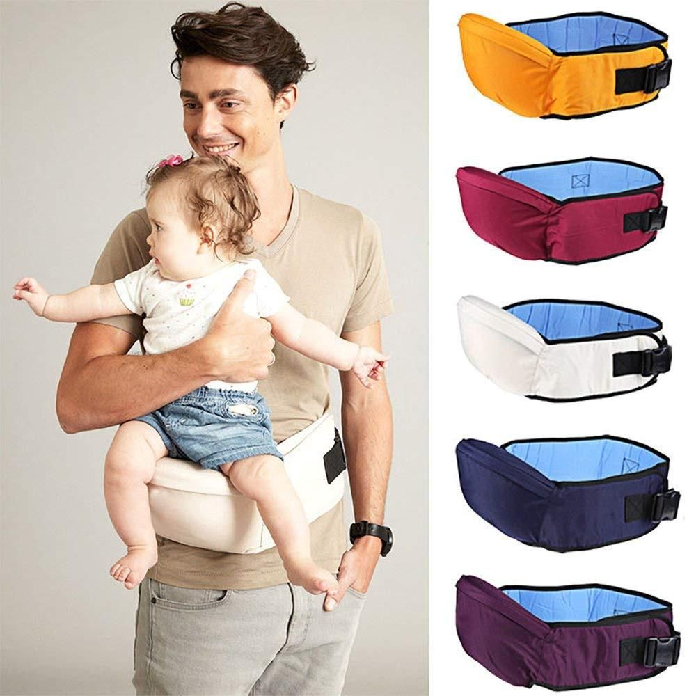 Easy Carry Baby Carrier Hipseat Waist Belt Kids Infant Hip Seat