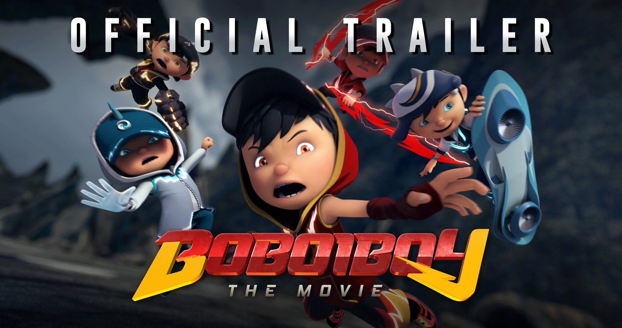 Boboiboy The Movie Trailer 1 3 Mac Malaysia 13 April