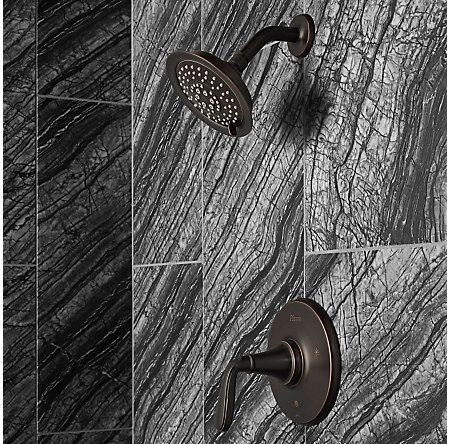 Product Detail Pfister Shower Faucet Vintage Plumbing Fixtures