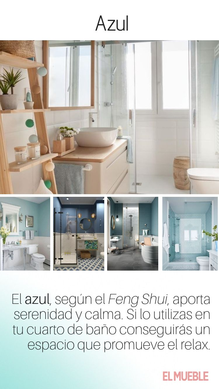 El Azul Segun El Feng Shui Aporta Serenidad Y Calma Si Lo