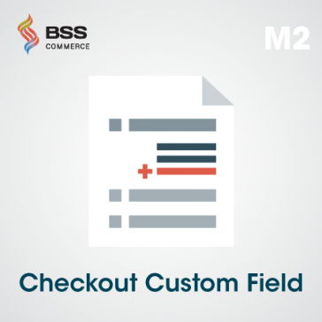 Magento_2 #Checkout_Custom_Field Extension allows adding