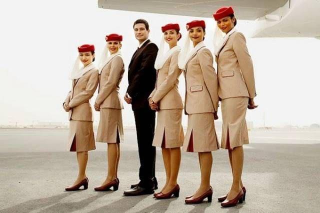 Flight Attendant Emirates Airline Flight Attendant Flight Attendant Uniform