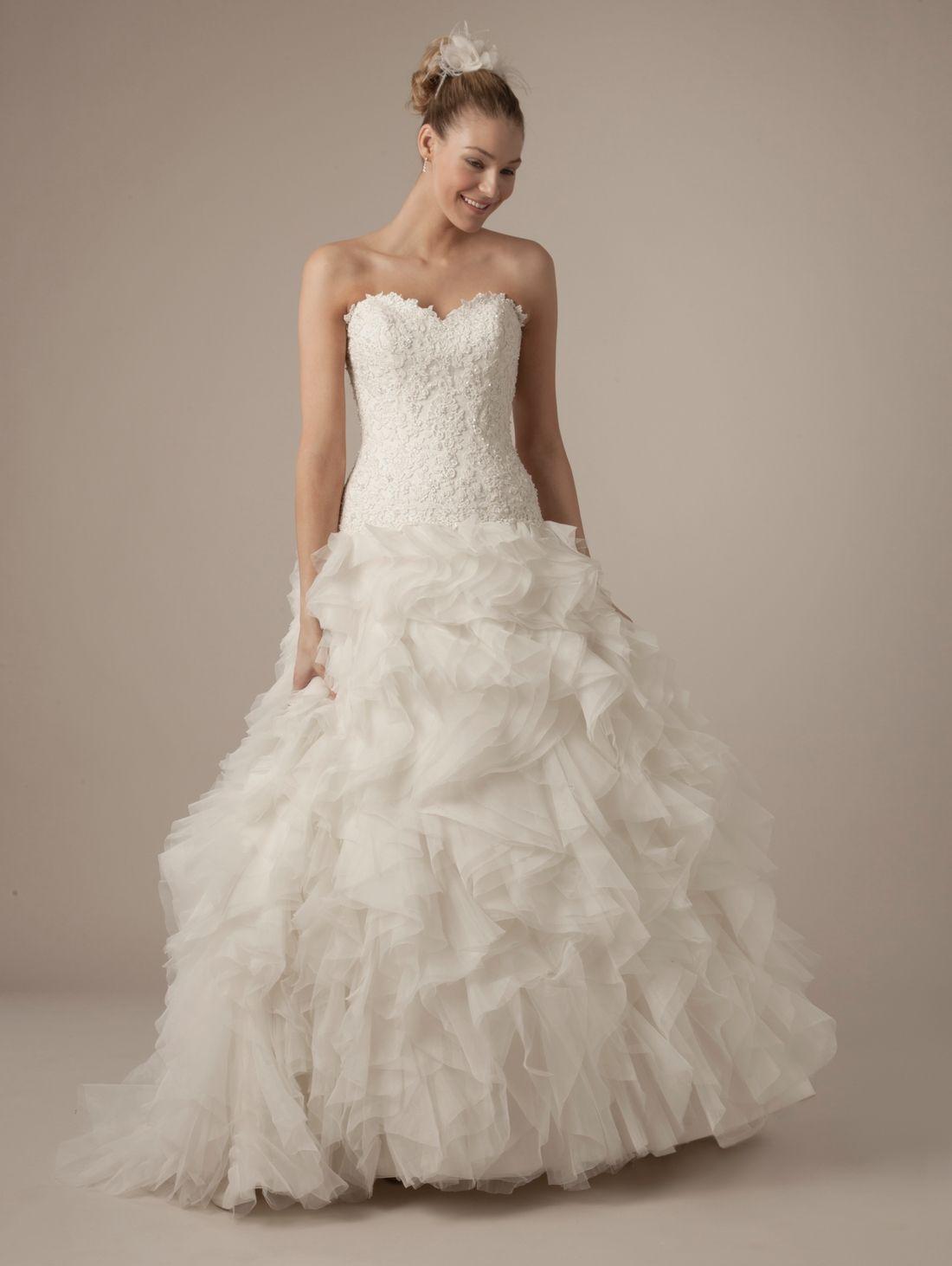 KleinfeldBridal.com: Alita Graham: Bridal Gown: 32562449: A-Line ...