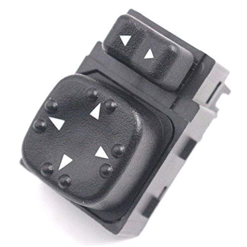 Power Mirror Switch 901124 For Chevy Silverado Gmc Sierra 2000 2001 2002 Mirror Switch 15045085
