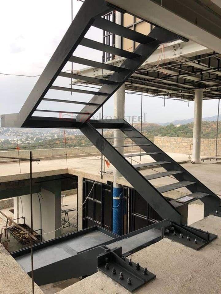 Arquitectura Casas Escaleras Exteriores Arquitectura: Escaleras Flotantes, Escaleras Modernas, Escaleras Exteriores