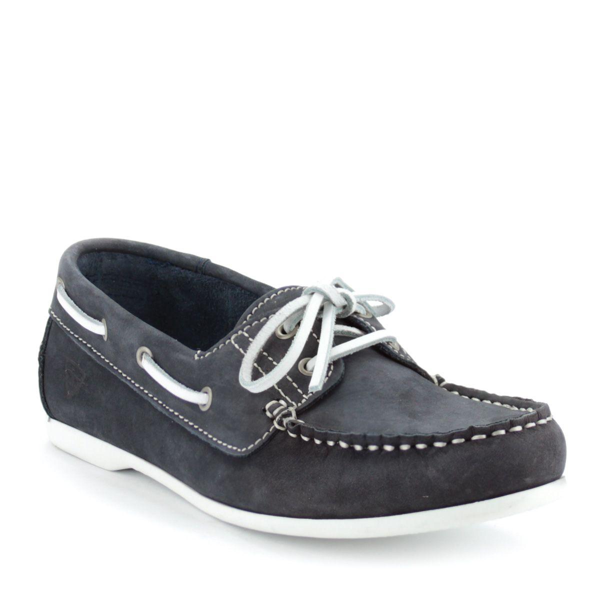 Kék színű Tamaris vitorlás cipő  9981adb9d0