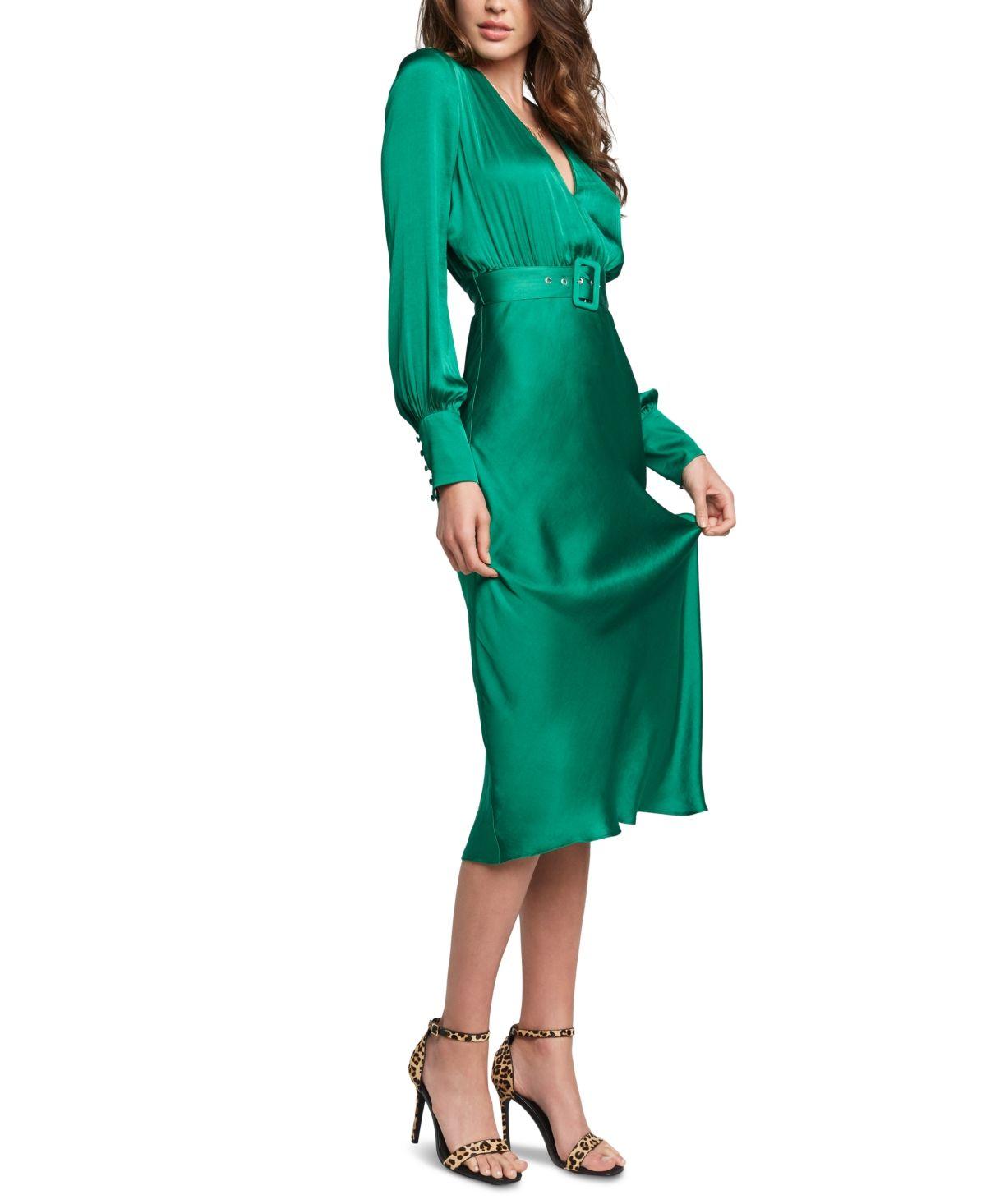 39++ Bardot san diego belted satin midi dress inspirations