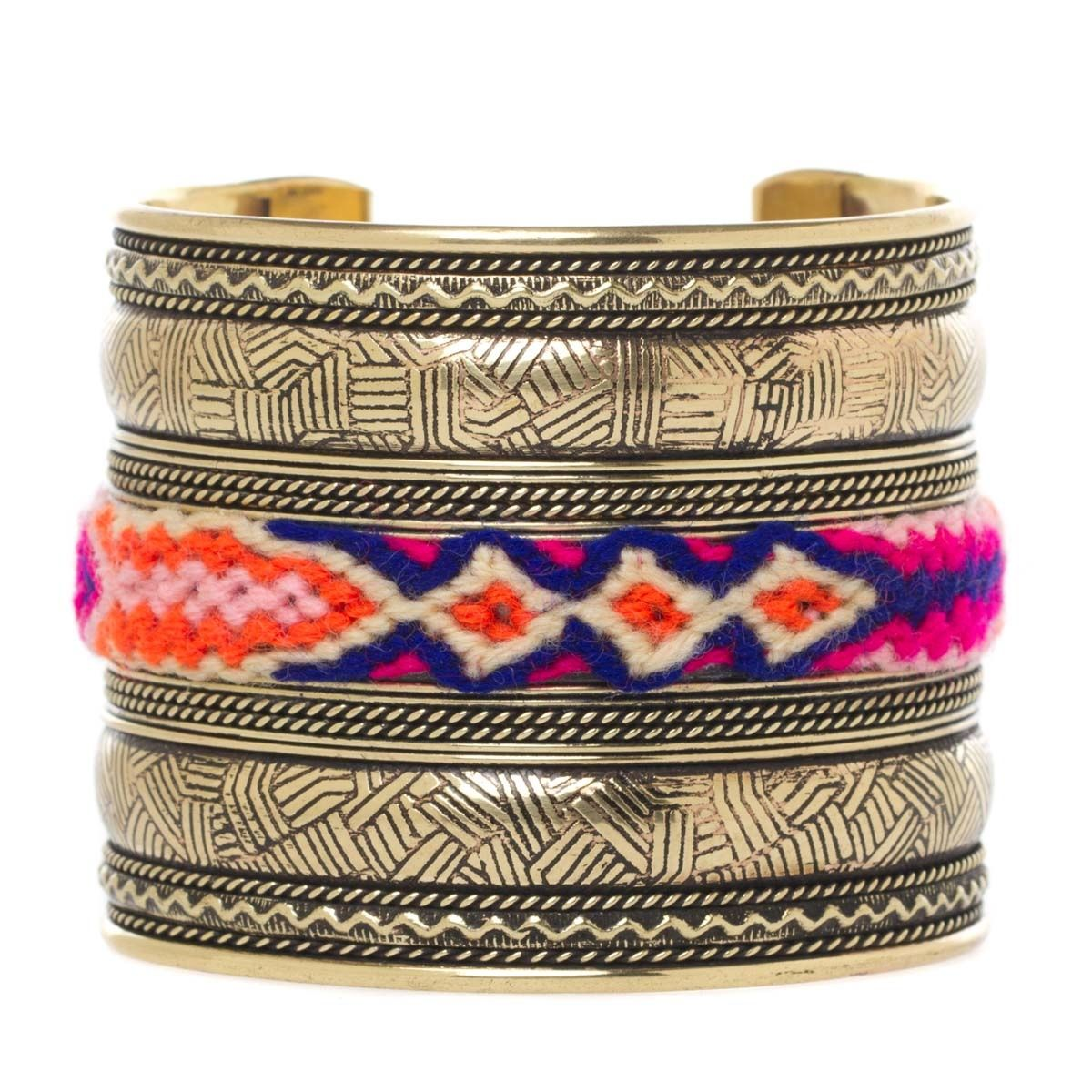 Going Tribal cuff