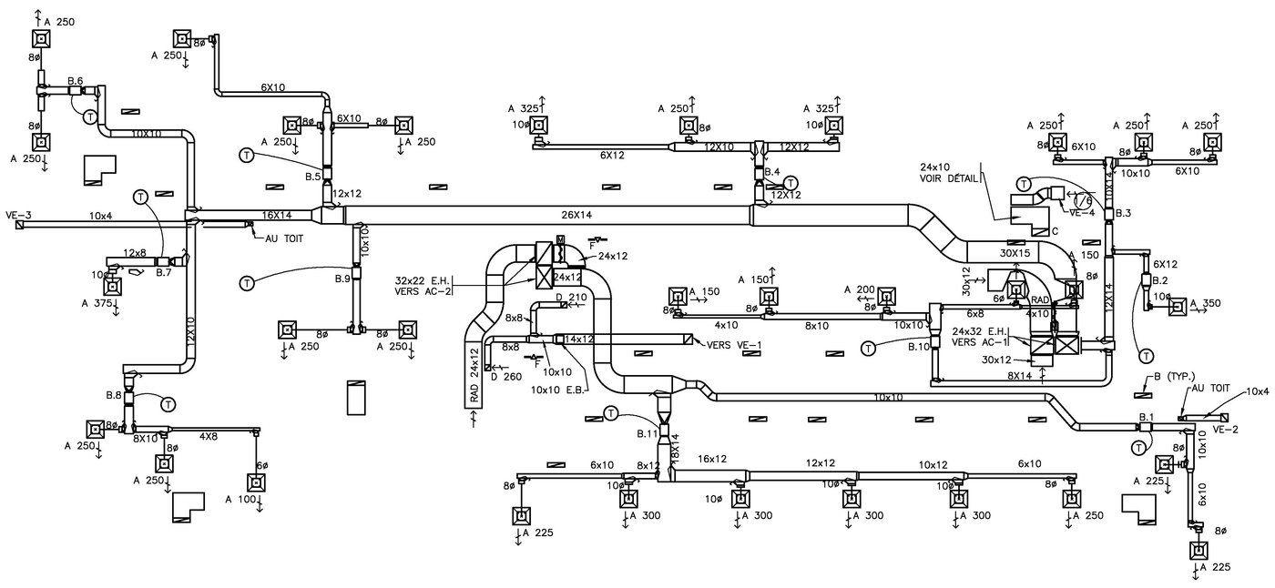 HVAC Plans by Raymond Alberga at Coroflot.com in 2020