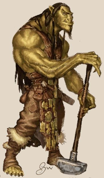 Pin by Patrick Hamann on AD&D Characters | Fantasy creatures