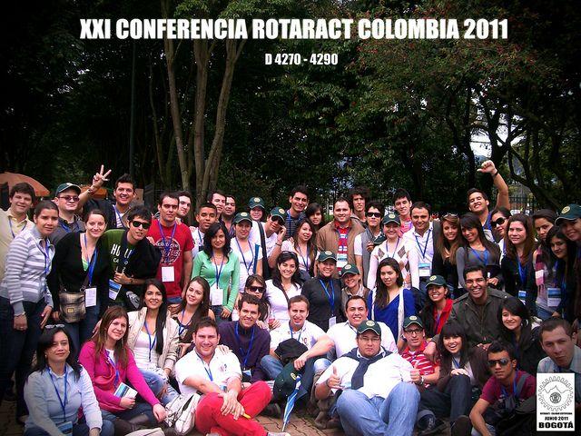 XII Conferencia Rotaract Colombia 2011 by rodericksandoval, via Flickr