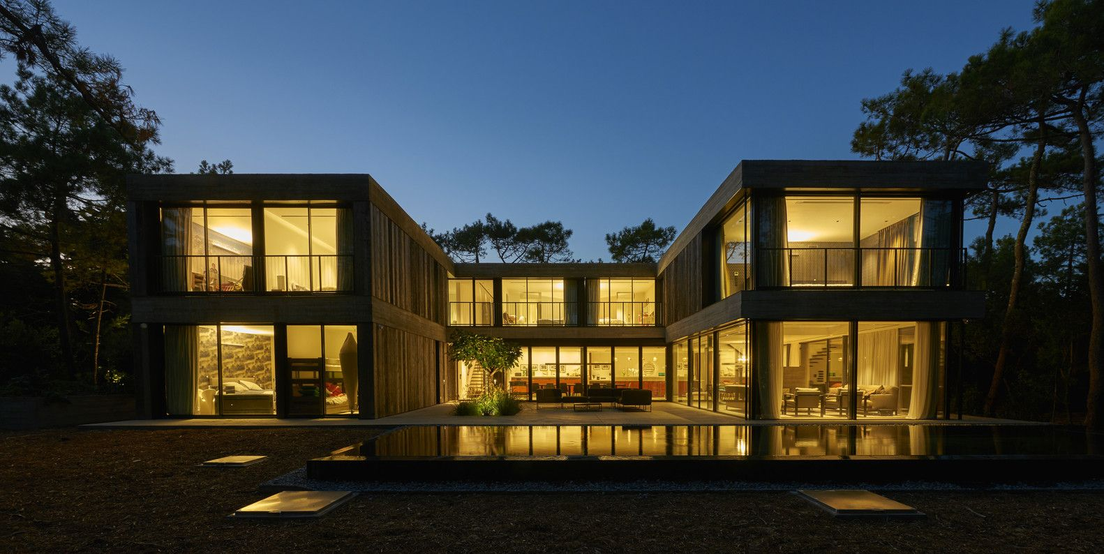 Gallery of Villa Eiders / Hugues Touton & Edouard Touton
