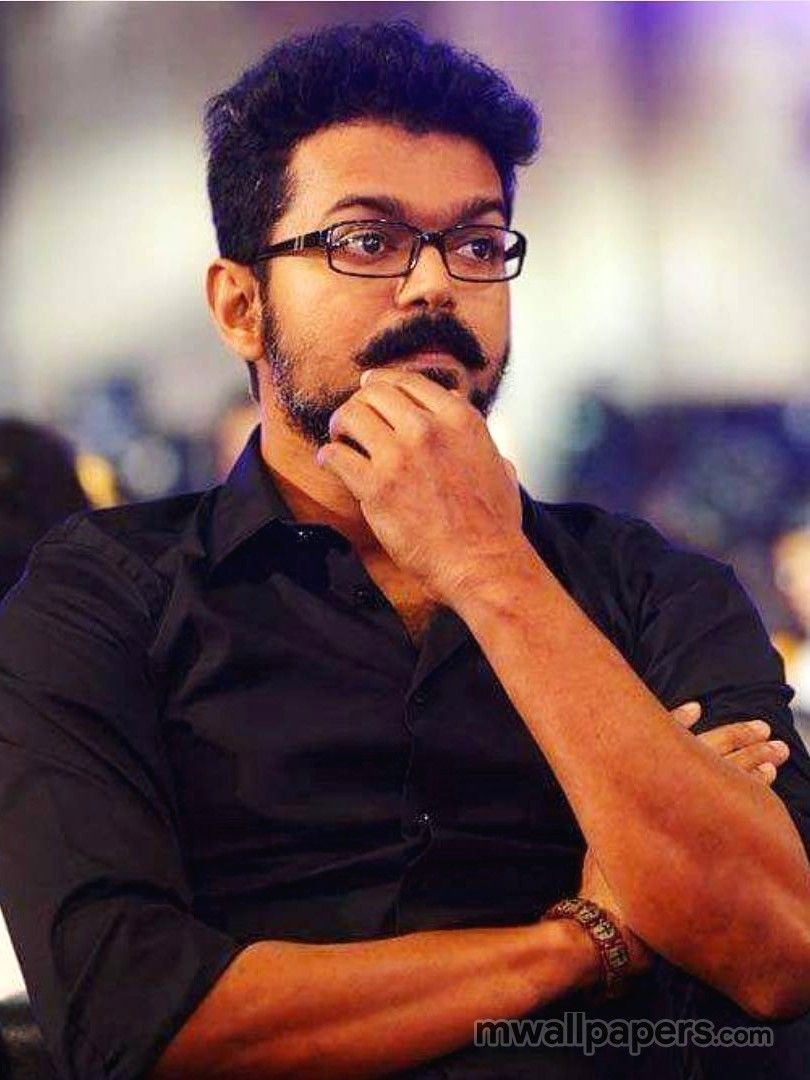 Download Ilayathalapathy Vijay Hd Wallpapers For Mobile In 1080p Hd