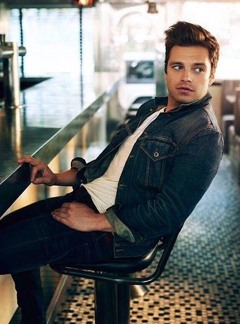 Sebastian Stan ((((: