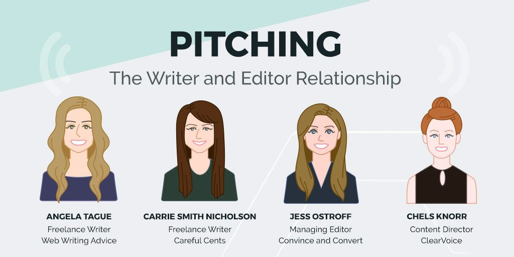 Pitching The Writer And Editor Relationship Podcast HttpsWww