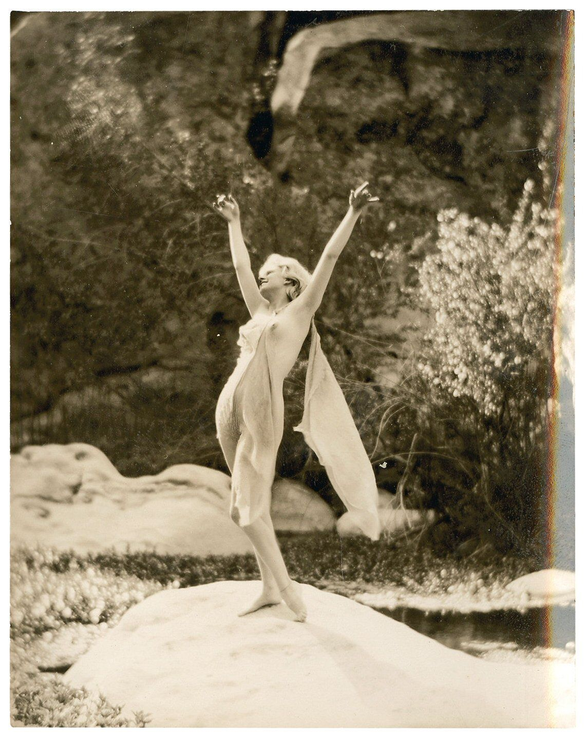 Jean harlow nude the intelligible